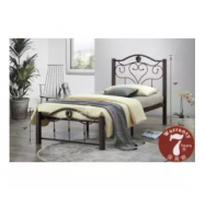 image of Metal SOLID EXTRA STRONG Mild Single Metal Bed Frame