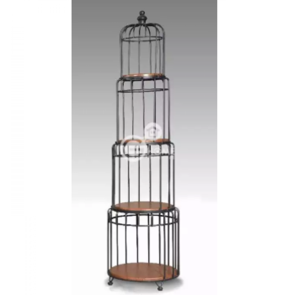 ALEASE Industrial Style Metal Divider