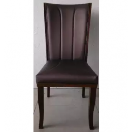 image of TATIANA Brown Dining Chair (2 units)