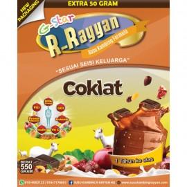 image of G-Star R-Rayyan Susu Kambing Formula Perisa Coklat (1Tahun ke atas)