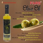 FARS Extra Virgin Olive Oil / Minyak Zaitun Dara 375ml