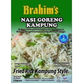 image of Brahim's Nasi Goreng Kampung 250g Brahim Brahims