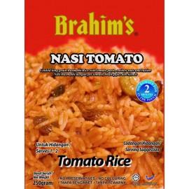 image of Brahim's Nasi Tomato 250g Brahim Brahims / Tomato Rice