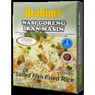 image of Brahim's Nasi Goreng Ikan Masin 250g Brahim Brahims