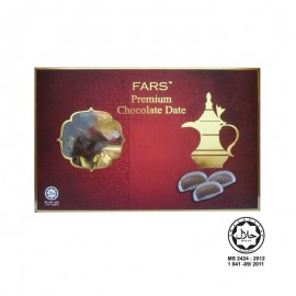image of FARS PREMIUM CHOCOLATE DATES 200G / Kurma Coklat