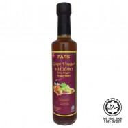 image of FARS Grape Vinegar With Honey / Cuka Anggur dengan Madu 375ml