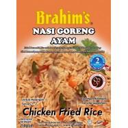 image of Brahim's Nasi Goreng Ayam 250g Brahim Brahims Chicken Fried Rice Travel Food