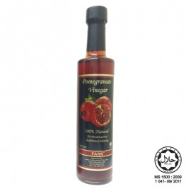 image of FARS Pomegranate Vinegar / Cuka Delima 375ml