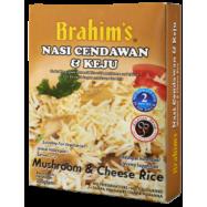 image of Brahim's Nasi Cendawan & Keju 250g Brahim Brahims