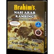 image of Brahim's Nasi Arab Kambing 250g Brahim Brahims