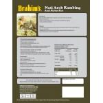 Brahim's Nasi Arab Kambing 250g Brahim Brahims