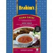 image of Brahim's Kuah Satay 180g BCS Brahim Brahims Instant Paste Rempah Segera