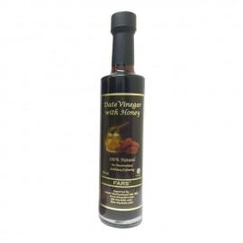 image of FARS Date Vinegar With Honey Dates / Cuka Kurma Dengan Madu 375ml