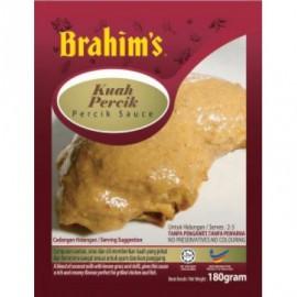 image of Brahim's Kuah Percik 180g Brahim Brahims NCS Halal Travel Food