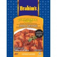 image of Brahim's Kuah Sambal Tumis 180g BCS Brahim Brahims Instant Sauce Rempah Segera