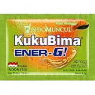 image of Kuku Bima Ener-G! Rasa Mangga Mango KukuBima 10box X 6sachets