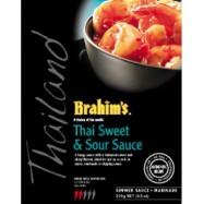 image of Brahim's Thai Sweet & Sour Sauce Kuah Masam Manis 300g BSS Brahim Brahims Simmer