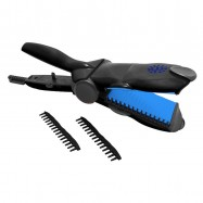 image of Euro Hair Straightener Crimper (BLACK)