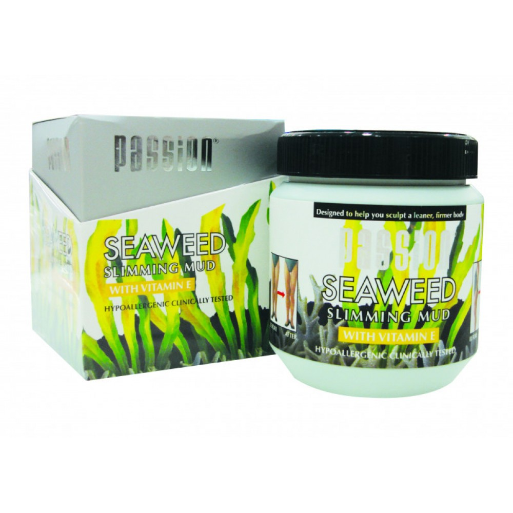 Passion Seaweed Slimming Mud