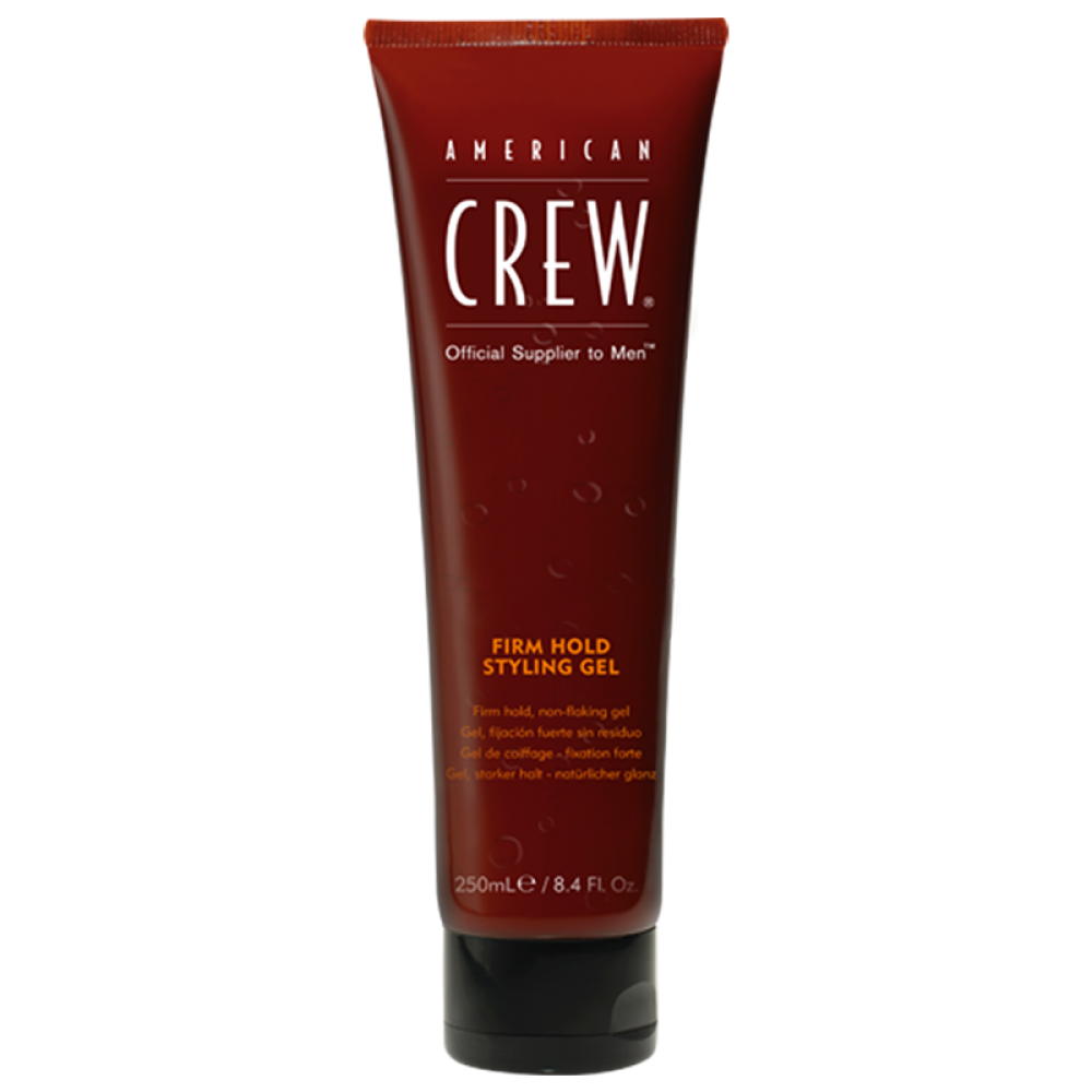 American Crew_Firm Hold Styling Gel Tube (250ml)