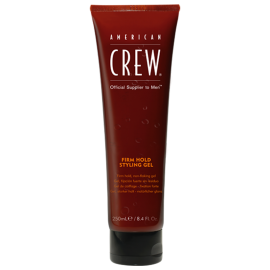 image of American Crew_Firm Hold Styling Gel Tube (250ml)