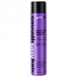 image of Sexy Hair_Sulfate-Free Smoothing Shampoo (10.1oz)