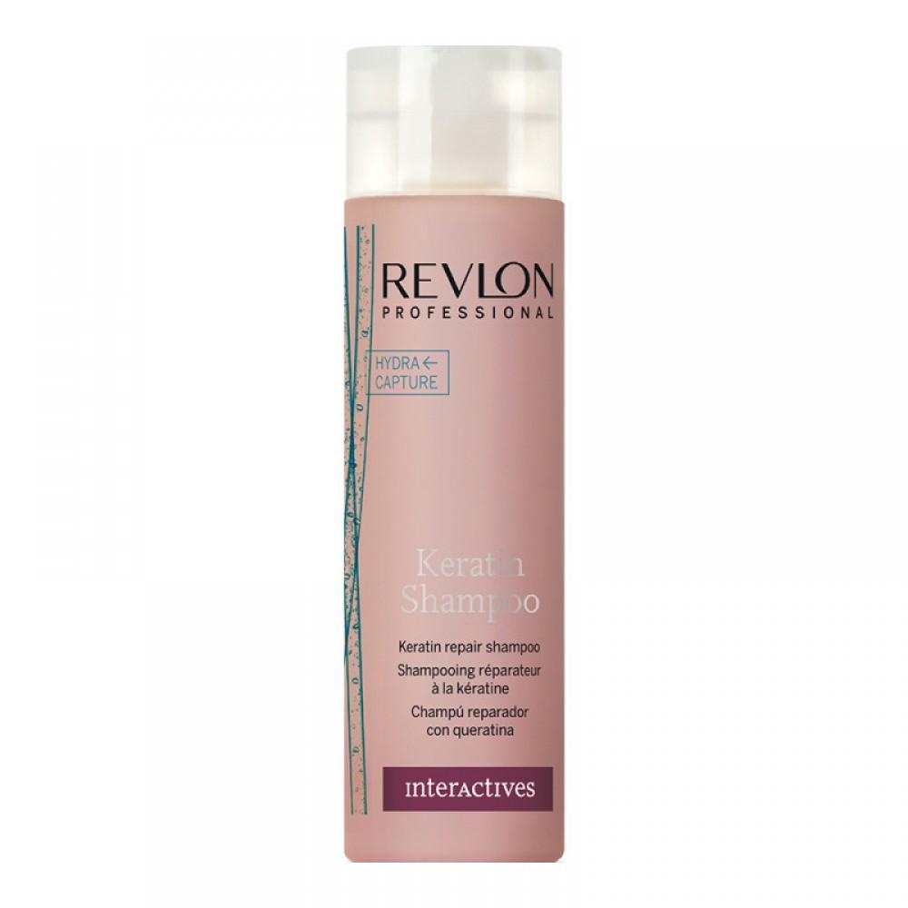Revlon Professional_IHC Keratin Shampoo (250ml)