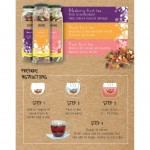 Blueberry Fruit Tea (125Ml)