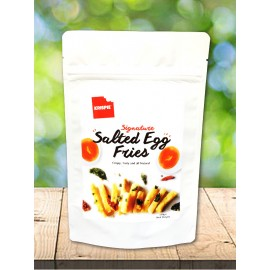 image of Signature Salted Egg Fries (130Gram)