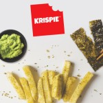 Krispie Seaweed Fries (130Gram)