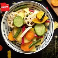image of Krispie Real Vegetable Crisps (108Gram)