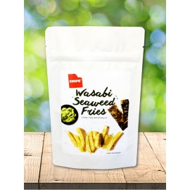 image of Krispie Wasabi Seaweed Fries (130Gram)