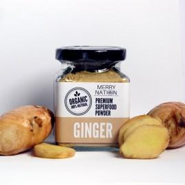 image of Organic Ginger Powder (100 Gram)