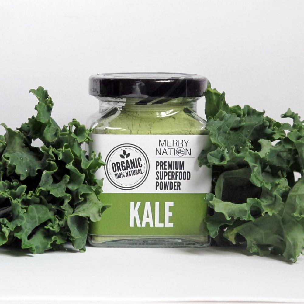 Organic Kale Powder (100 Gram)