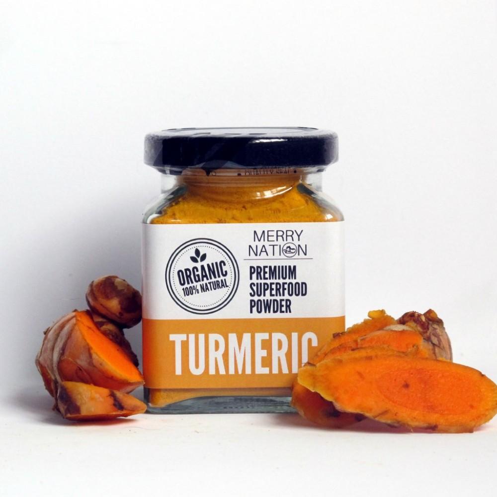 Organic Tumeric Powder (100 Gram)