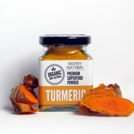 image of Organic Tumeric Powder (100 Gram)