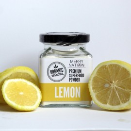 image of Organic Lemon Powder (100 Gram)