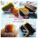 Fiza Nordin Halal Mooncakes Set I (No York)