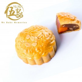 image of 伍记上海单黄莲蓉 Ng Kee Shanghai Lotus Single Yolk Mooncake