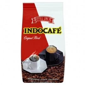 image of Indocafe Original Blend Instant Coffee Refill Pack (50g)