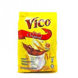 image of Vico 3 in 1 Original Chocolate Malt Drinks 18's X 32G