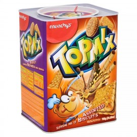 image of Munchy's Assorted Topmix Cans 700G
