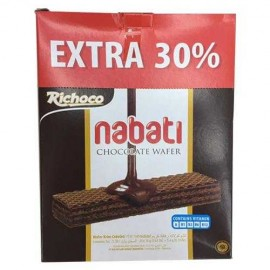 image of Nabati Wafer Chocolate Extra 30% 20's X 18G