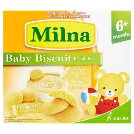 image of Milna Baby Biscuit Original 6 Month+ 130G