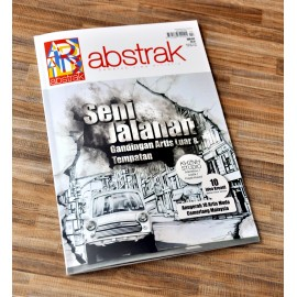 image of Majalah Abstrak ISU 2 BIL 1