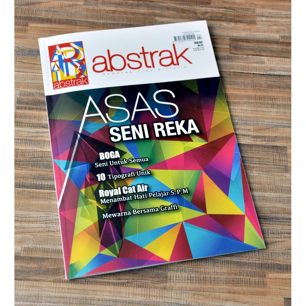 Majalah Abstrak ISU 2 BIL 2