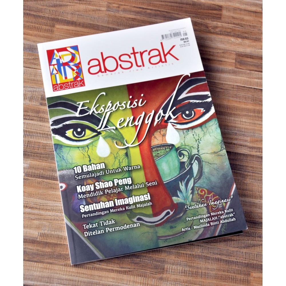 Majalah Abstrak ISU 3 BIL 2