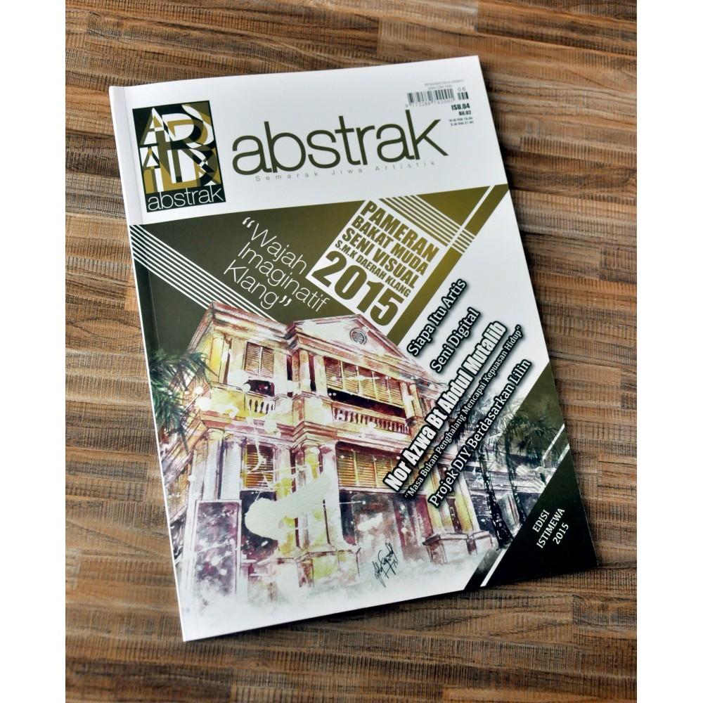 Majalah Abstrak ISU 4 BIL 2
