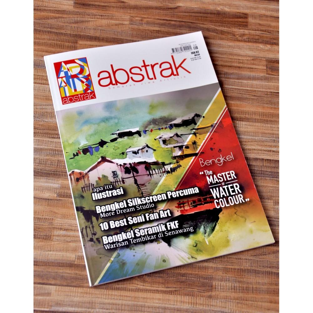 Majalah Abstrak ISU 2 BIL 3