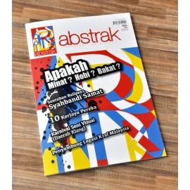 image of Majalah Abstrak ISU 1 BIL 1
